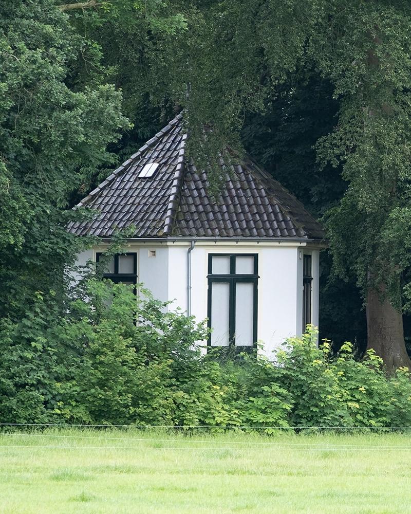 Landgoed ter Coulster - Theehuis
